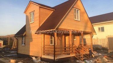Строительство загородного дома в Крыму