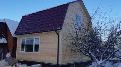Строительство дома под ключ 6х7