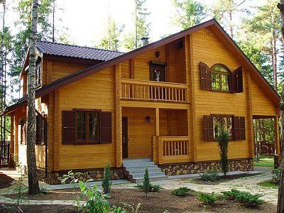 Строим деревянные дома в Великом Новгороде